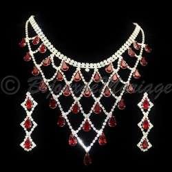 Parure de bijoux de mariage Aurore
