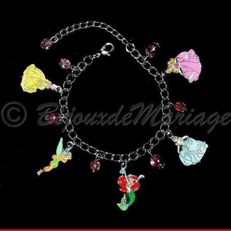 Bracelet enfant Princesses