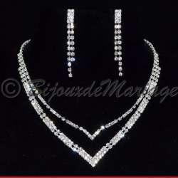 Valentine, parure bijoux
