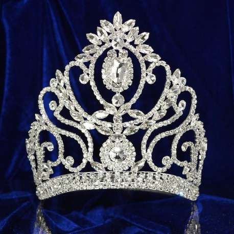 Couronne de Miss Morgan