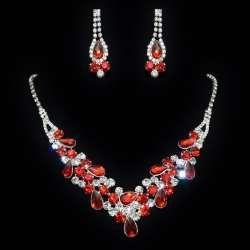 Parure de bijoux de mariage Florine