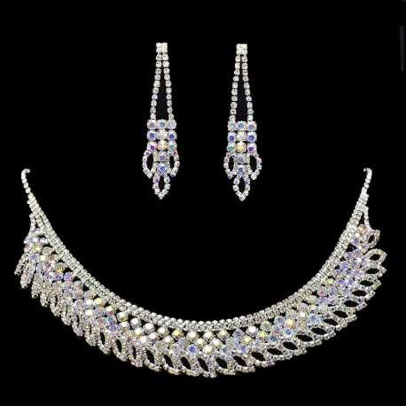 Parure de bijoux mariage, CELIA