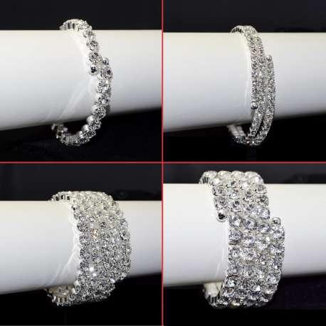 Bracelet flexible Lydia